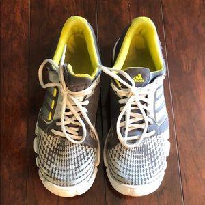 Adidas • Gray/White shoes